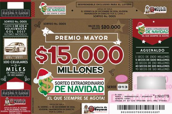 Loteria de boyaca 24 de agosto 2020